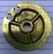 Gear Wheel for Lambretta S1/2 Li175, Lambro 175/200, genuine Innocenti brass NOS