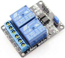 Relay module rele modulo 2 canales 10A