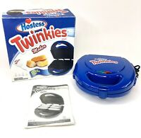 Hostess Twinkies Maker-Bake your own Twinkie- Baking Machine+Recipe Booklet