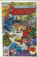 "The Avengers #182 NM  ""The Many Faces OIf Evil"" Marvel Comics CBX1Z"