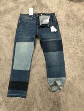 New Levis Made & Crafted LMC Levi's 502  Made In Japan Jeans 36x32 Selvedge