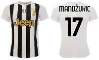 Maglia Mandzukic Juventus 2021 Juve ufficiale Home Mario 17  Bianconera 2020