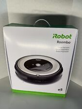 NEW iRobot Roomba Robot Vacuum e5 5134 Wi-Fi Connected Floor Vac Cleaner