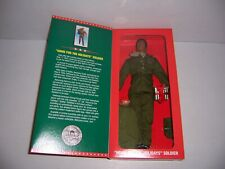 "1996 GI Joe Home For The Holidays Soldier Limited Edition #28222 12"" Figure New"