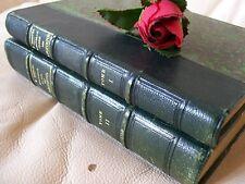 NOUVELLE FLORE  DES LICHENS par : A. BOISTEL  vers 1900 ( 2 volumes  )