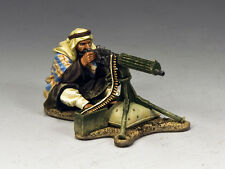 KING AND COUNTRY Arab Machine Gunner LoA08 LoA008 Lawrence of Arabia Metal
