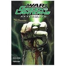 War of the Green Lanterns : Aftermath by Tony Bedard (2013, Paperback) VERY GOOD