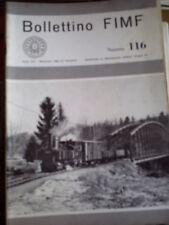 Bollettino FIMF 116 1980 Kalman Kandò pioniere ferrovia