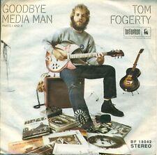 """Tom Fogerty-Goodbye Media Man VG+ 7"""" (S 6758)"""