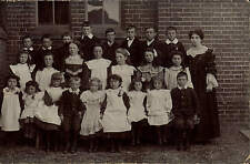 Hay Mills, Birmingham photo. School Group by W. Coles, Photo. Posted in ..awston