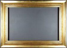 Ancien Cadre Format 60 cm x 40 cm Antique Frame Old Vintage Cornice Rahmen Marco