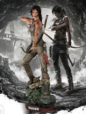 Tomb Raider 2013 Lara Croft Lifesize Statue  Lebensgross Figur Muckle Oxmox