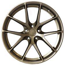 19x8.5 +30 AodHan LS007 5X112 Bronze Wheel Fit VW PASSAT TIGAN SE TDI V6 WAGON S