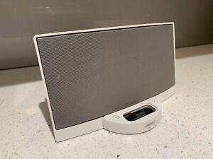 Bose SoundDock Series I, Apple iPod Dock, Amazing Sound, No Power Supply