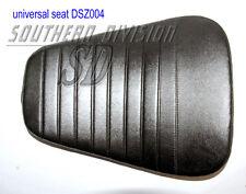 TRIAL interferenzaNverso Singolo Sedile Seat BSA TRIUMPH Enfield AJS MATCHLESS BMW HONDA XL
