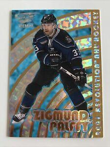NHL Card,Zigmund Palffy,Pacific Recolution 2001