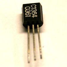 Pulled original transistor 2SC1364