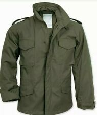 Rothco Ultra Force US Army Field Jacket Olive Green Removable Vest Large