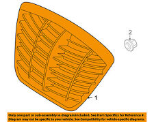 KIA OEM 04-06 Amanti-Grille Grill 863503F211