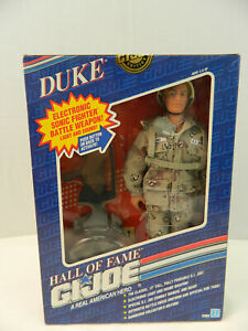 UFDC  029-2021 G.I.Joe Duke Hall of Fame 1990's
