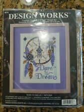 Design works cross stitch Kit 9816