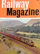 Railway Magazine The Pictorial Approach Part Two July 1966 121017nonrh
