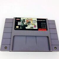 Nintendo Chrono Trigger Game Nintendo SNES Video Game Cartridge Authentic Tested
