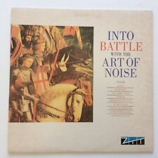 "Art of Noise ""Into Battle With The"" LP OG Trevor Horn Moments in Love Beat Box"