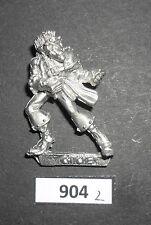 Warhammer Blood Bowl Metal 2nd Ed Elf Elfos catcher 1988 W 904