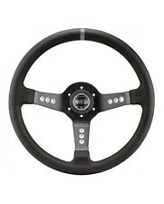 Sparco Steering Wheel L777 LEATHER BLACK - 015L800PL