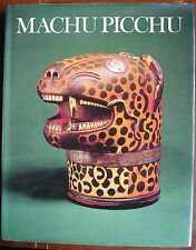 Machupicchu - Wonders of Man Hemming, John Hardcover in Dustwrapper