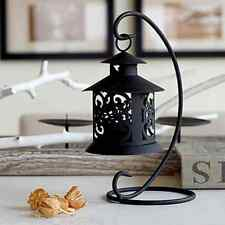 New Hanging Moroccan Metal Tea Light Candle Holder Lantern Garden Home Ornament