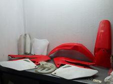 Honda CRF250 CRF 250 Body work panels fairings full set mudguard 2006-2009 C18