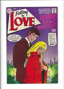 Falling in Love #105 DC Pub 1969