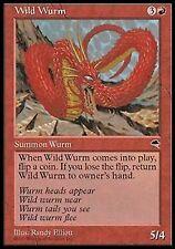 *MRM* EN 1x Guivre sauvage / Wild Wurm    MTG Tempest
