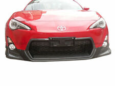 For Subaru BRZ Toyota FT86 GT86 FRS TRD Style Carbon Front Bumper diffuser Lip