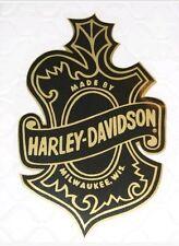 HARLEY DAVIDSON WINDOW DECAL (INSIDE)