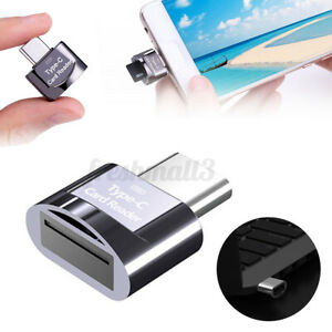 1PC Multi Function Type-C Card Reader OTG Memory Card Adapter Stick For Android