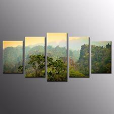 Framed Canvas Artwork Painting Print Wall Art Sun Flower for Home Decor -2pcs