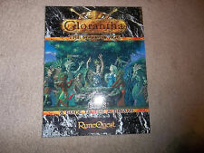 Runequest RPG Glorantha the Second Age Elfs a Guide to the Aldryami