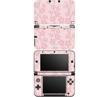 Vinyl Skin Decal Cover for Nintendo 3DS XL LL - Cherry Blossom