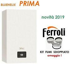 Caldaia condensazione Ferroli Bluehelix Prima 24 C 24 kw metano/gpl e kit fumi