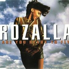 Rozalla are You Ready to Fly (1992) [Maxi-CD]