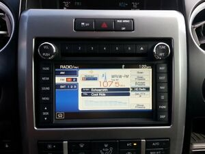 FACTORY STOCK OEM FORD® F-150 TRUCK CD DVD GPS SYNC 1 NAVIGATION RADIO UPGRADE!