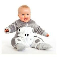 Baby Studio winter Bag Legs & Arms Cotton Fleece 6-12M 3 TOG POLAR BEAR #RA1800