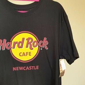 Hard Rock Cafe Newcastle T Shirt