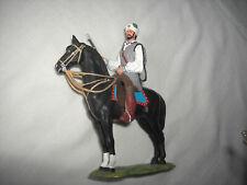 Preiser Elastolin: Kara Ben Nemsi zu Pferd 1:25 - 11 cm - Karl May Figur