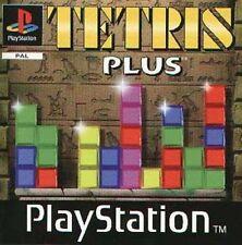 Tetris PLUS (SONY PLAYSTATION 1, 1997)
