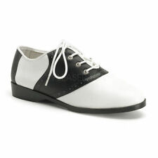Flat (0 to 1/2 in.) Synthetic Textured Shoes for Women