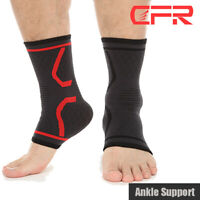 Copper Compression Socks Arch Ankle Running Support Mens Women Plantar Fasciitis